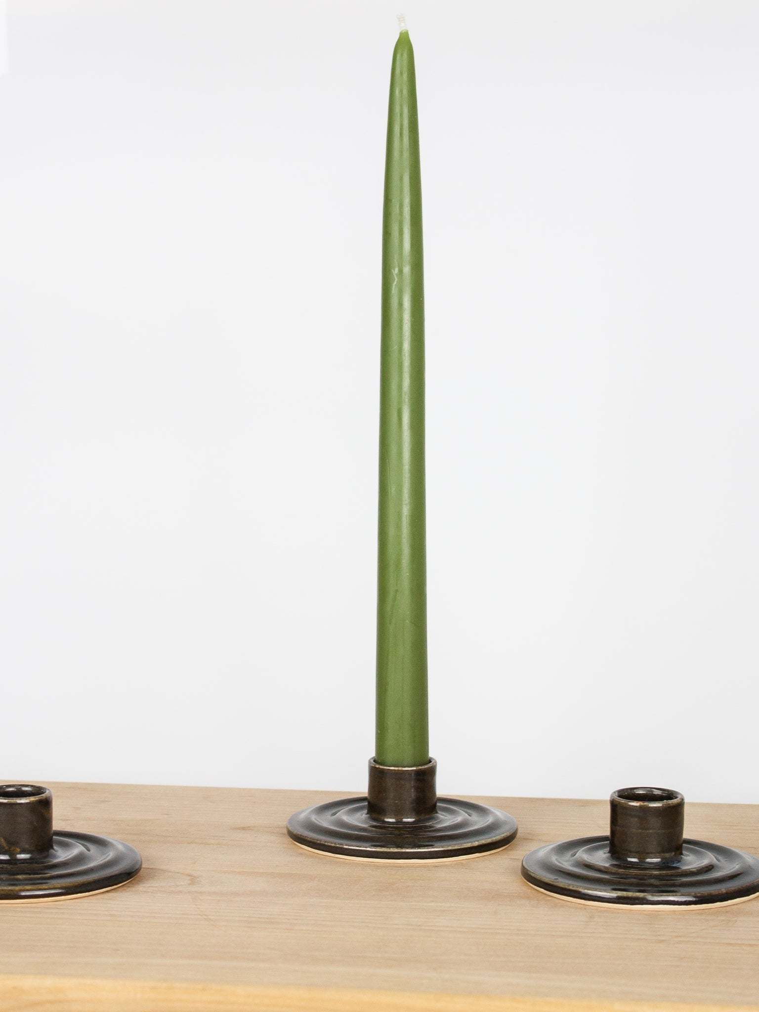 Black Ripple Candlestick
