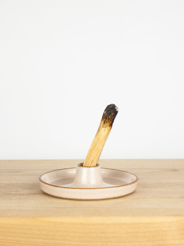 Blush Palo Santo Burner