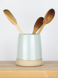 Blue Utensil Holder
