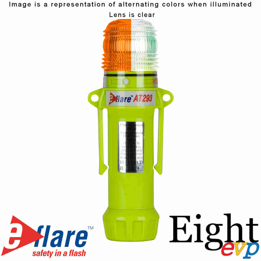 Eflare AT293 8 Inch Dual Color Safety Flare