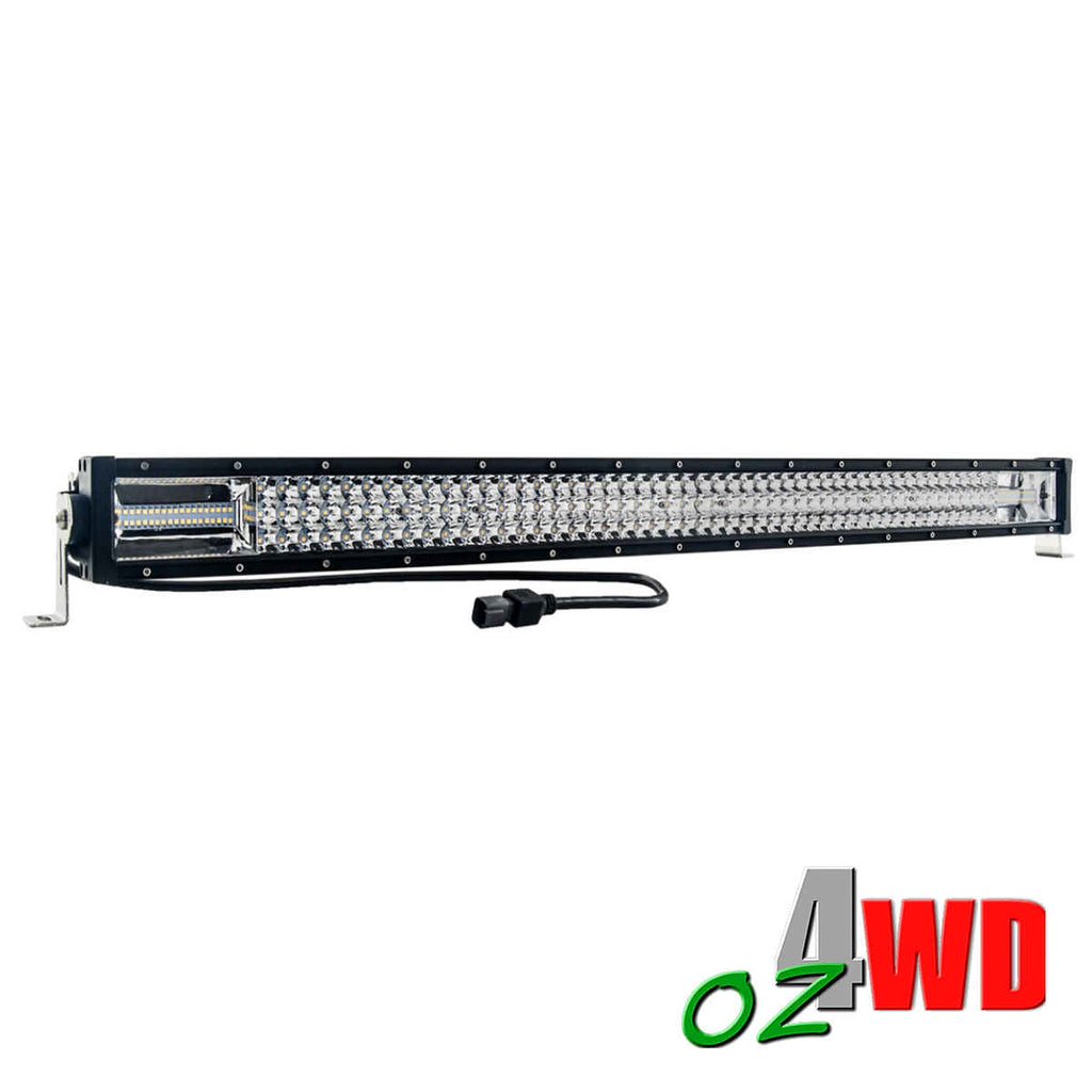 Triple Row Lightbar