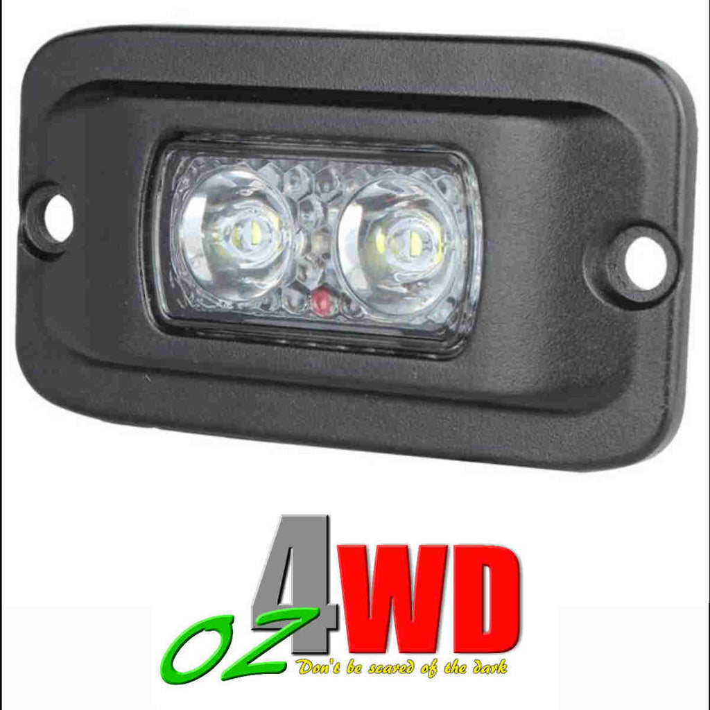 Mini 2 Recessed Work/Step light