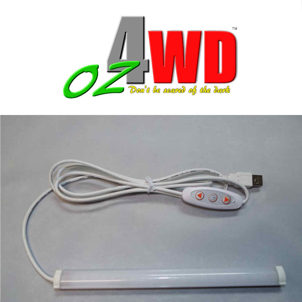Stix Strip Light with USB plug and switch