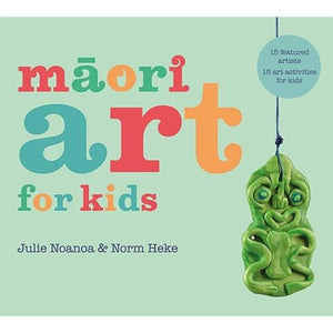 Māori Art For Kids