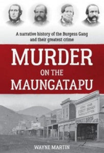 Murder at Maungatapu Book