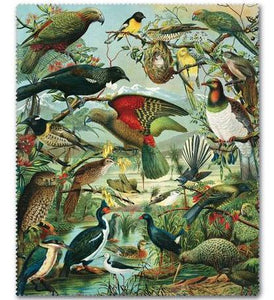 Lens Cloth - Birds of NZ
