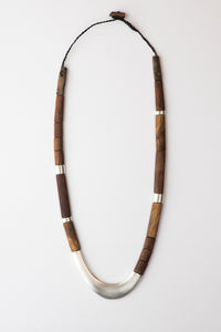Driftwood Necklace, Isaac Ibbotson