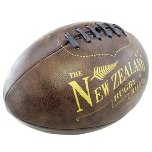 Antique Rugby Ball