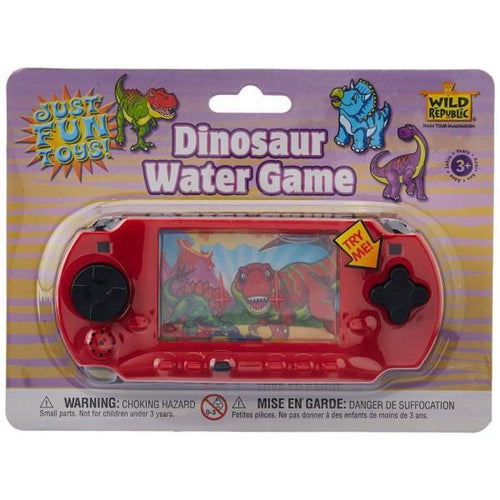 Dinosaur Water Game
