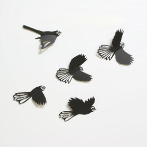 Fantails in Flight - Wall Art