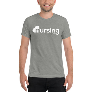 """NRSNG"" Mens Short sleeve t-shirt"