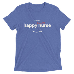 """Happy Future Nurse"" Men's Short sleeve t-shirt"