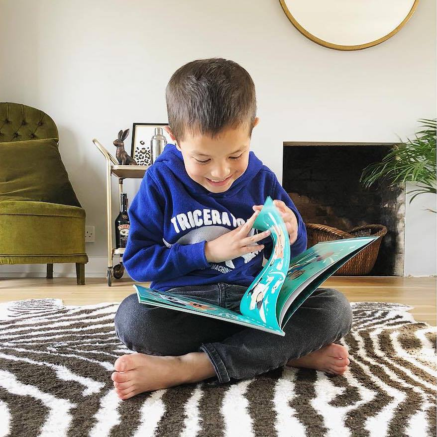 Books For Boys: World At Your Feet