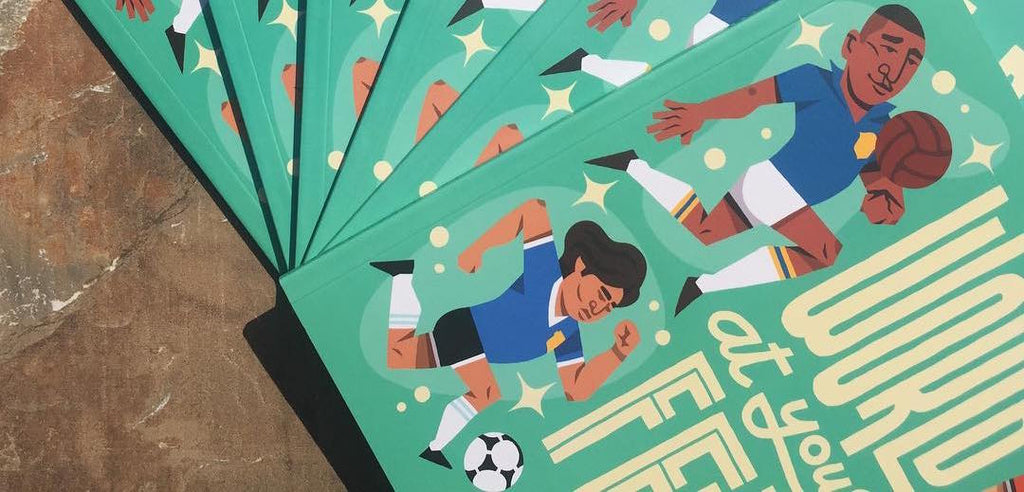 Football books for World Book Day 2019