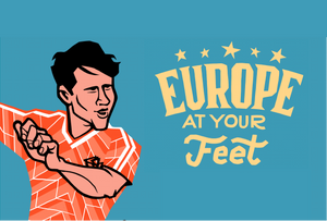 Europe At Your Feet is coming