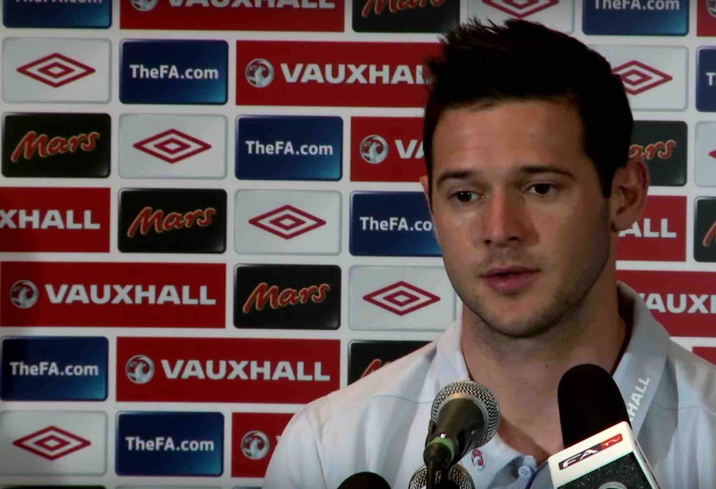 England international Matt Jarvis urges you to check out World At Your Feet for Christmas