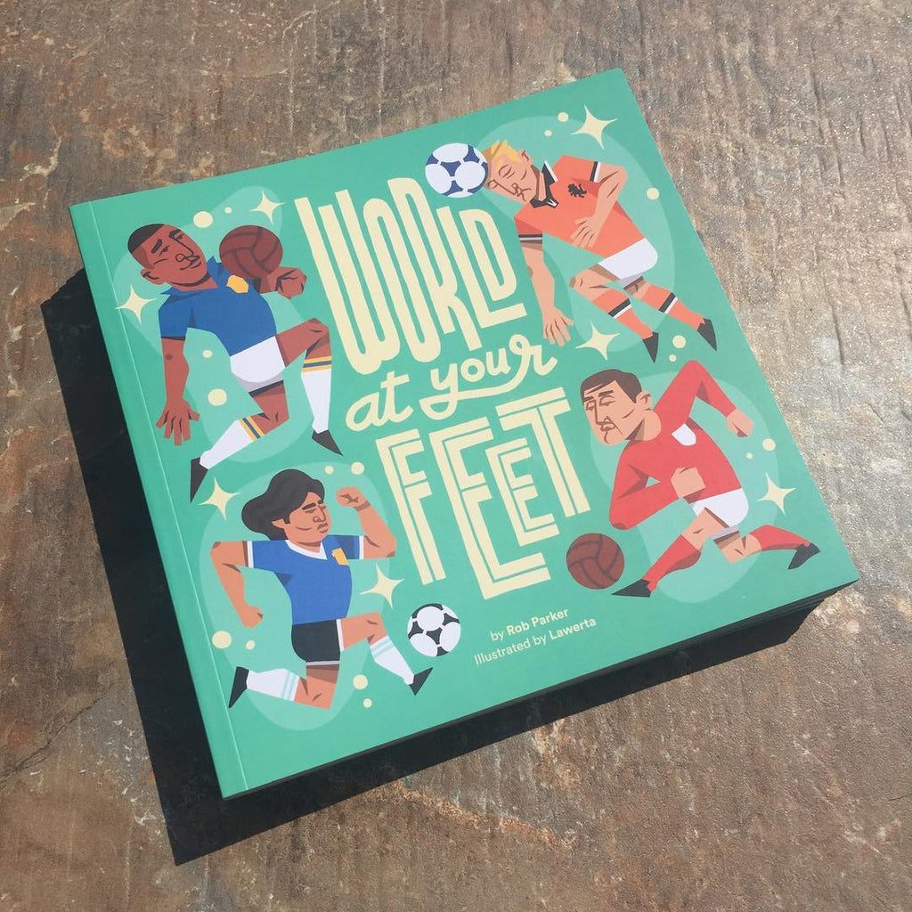 Reviews of World At Your Feet from our readers
