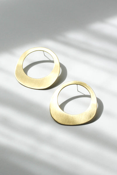 Organic Forms Earrings