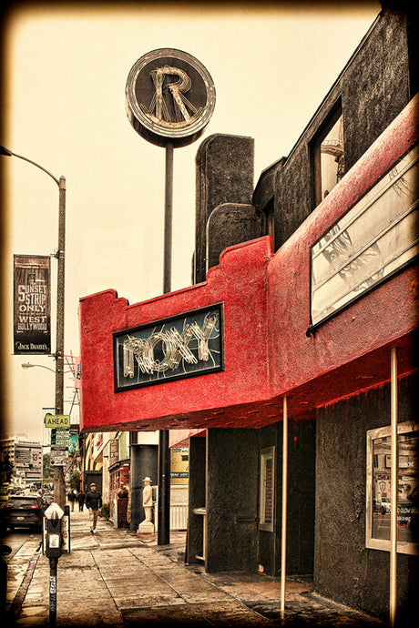 Roxy, Sunset Boulevard