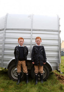 John and Michael, Irish Travellers