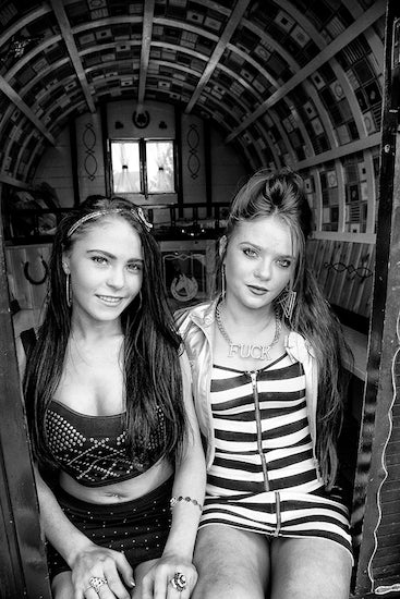 Irish Travellers, Teenage Girls