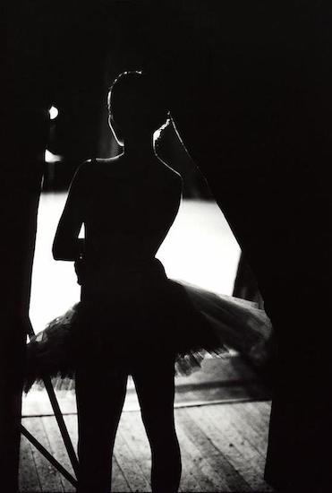 Backstage, The Russian Ballet