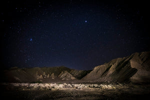 Death Valley Moonscape