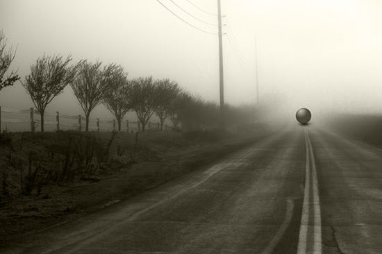 Sphere On The Road Ahead
