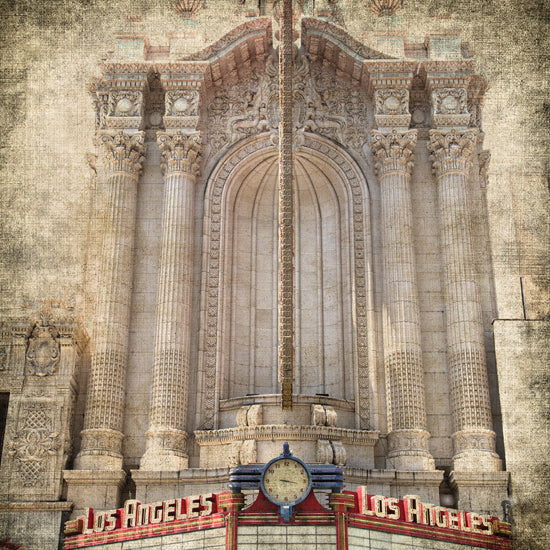 Los Angeles Theatre, Day