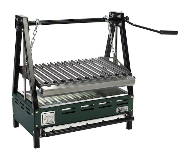 Asador Hobby Grill Pampa I Black Empotrable