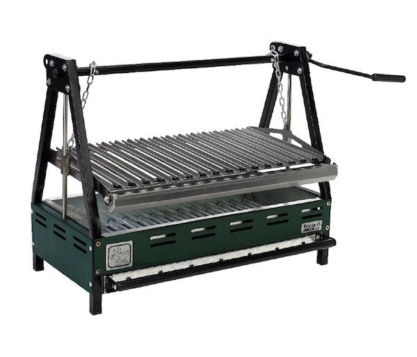 Asador Hobby Grill Pampa II Black empotrable