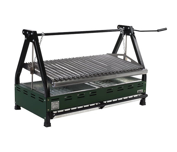 Asador Hobby Grill Pampa III Black Empotrable