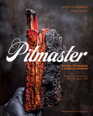 Pitmaster: Recipes, Techniques, and Barbecue Wisdom - Andy Husbands