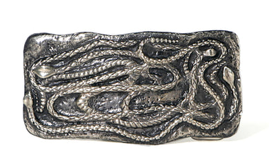 Snake Buckle German Silver