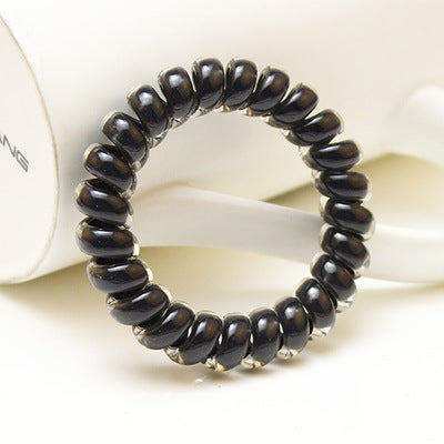 Telephone Cord Hair Ties (Pack of 3)