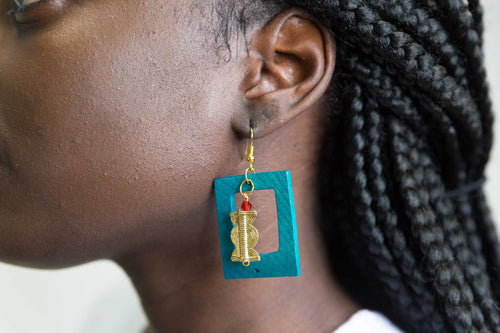 Blé Earrings
