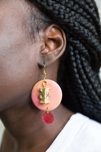 Kéklé Earrings