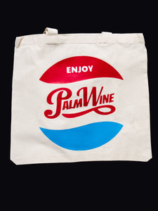 Enjoy Palm Wine Tote Bag