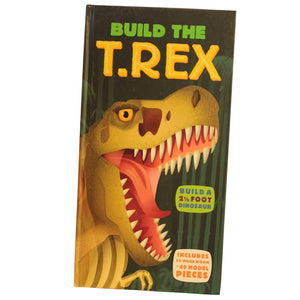 Silver Dolphin Build the T Rex Guide Book