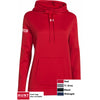 UA LADIES STORM FLEECE HOODIE - Advanced Sportswear Inc, - Newport, MN