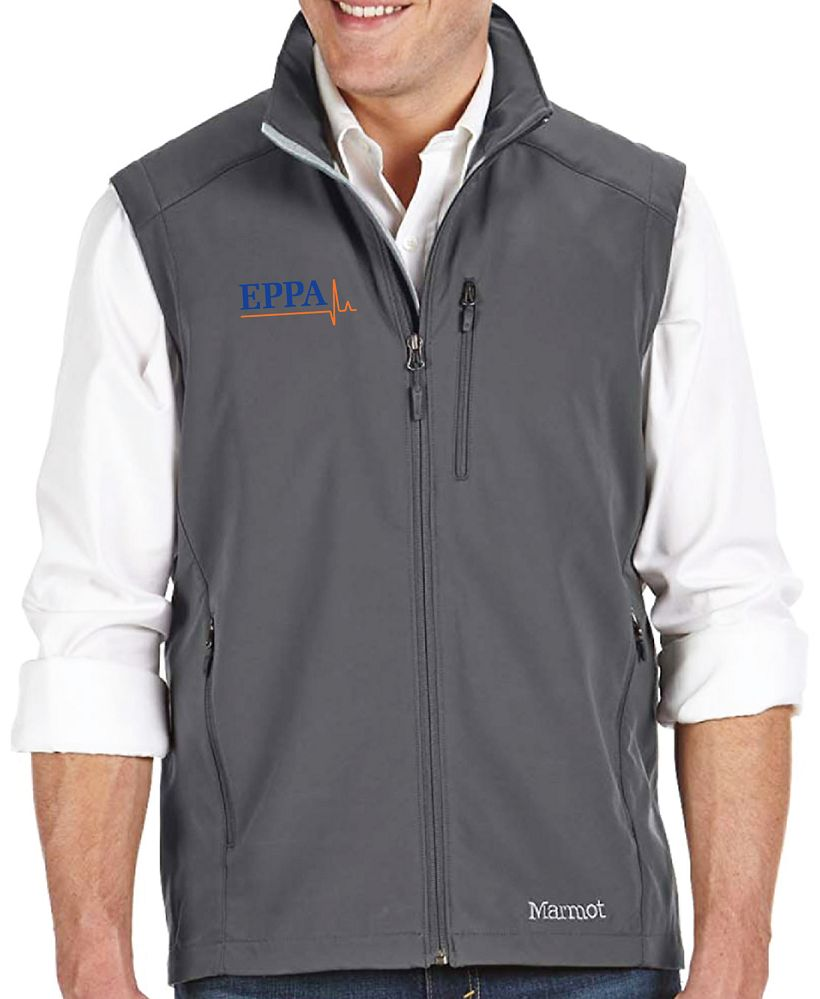 EPPA - MARMOT APPROACH VES - SLATE GREY (MENS) - Advanced Sportswear Inc, - Newport, MN