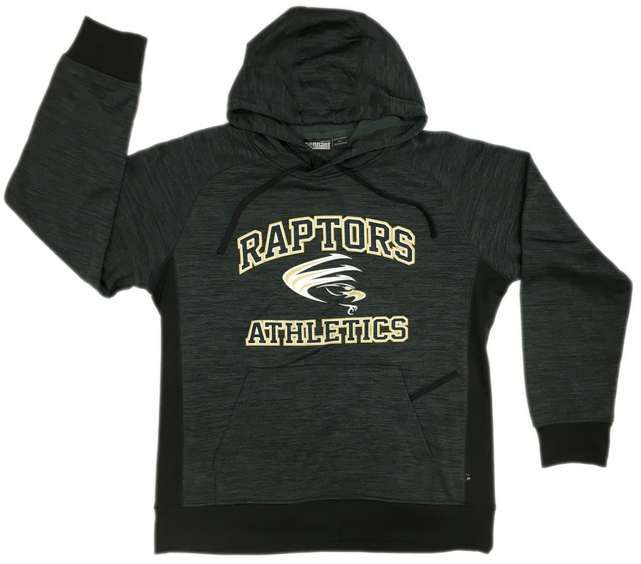 ER RAPTORS - JETSTAR HOODIE - GRAPHITE - Advanced Sportswear Inc, - Newport, MN