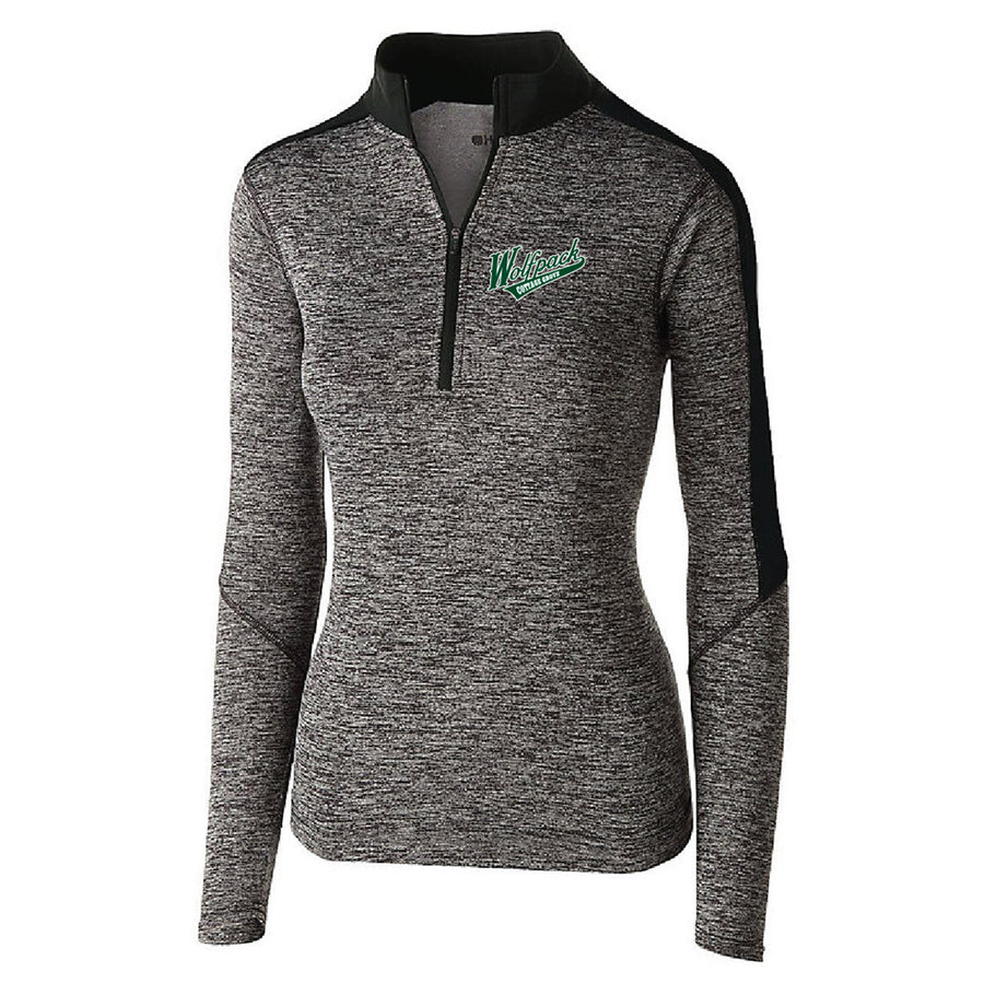 CGFP Ladies Electrify 1/2 Zip - Advanced Sportswear Inc, - Newport, MN