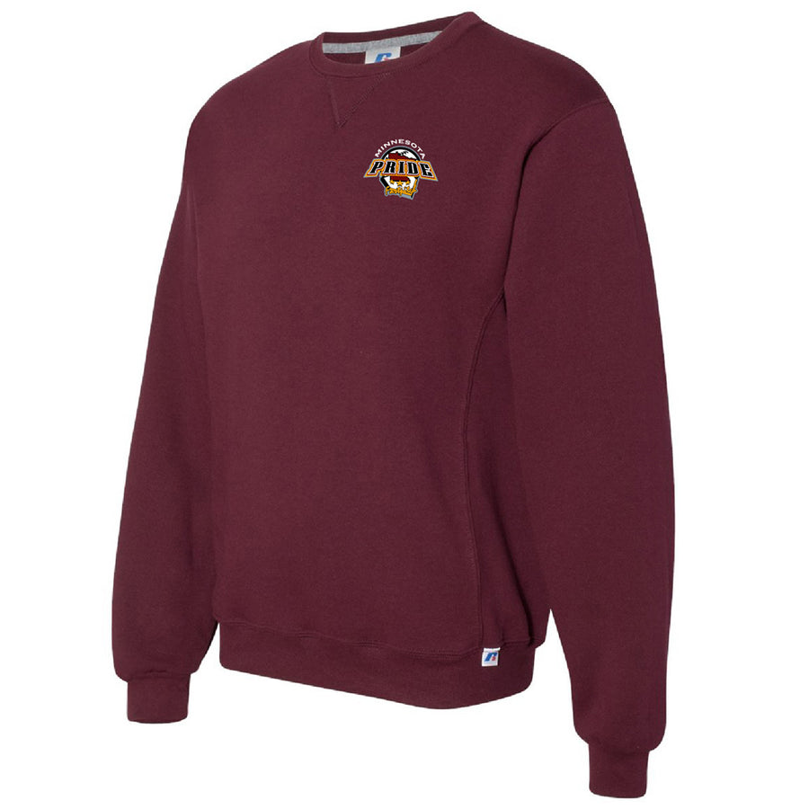 MN PRIDE DRI-POWER CREWNECK SWEAT - Advanced Sportswear Inc, - Newport, MN
