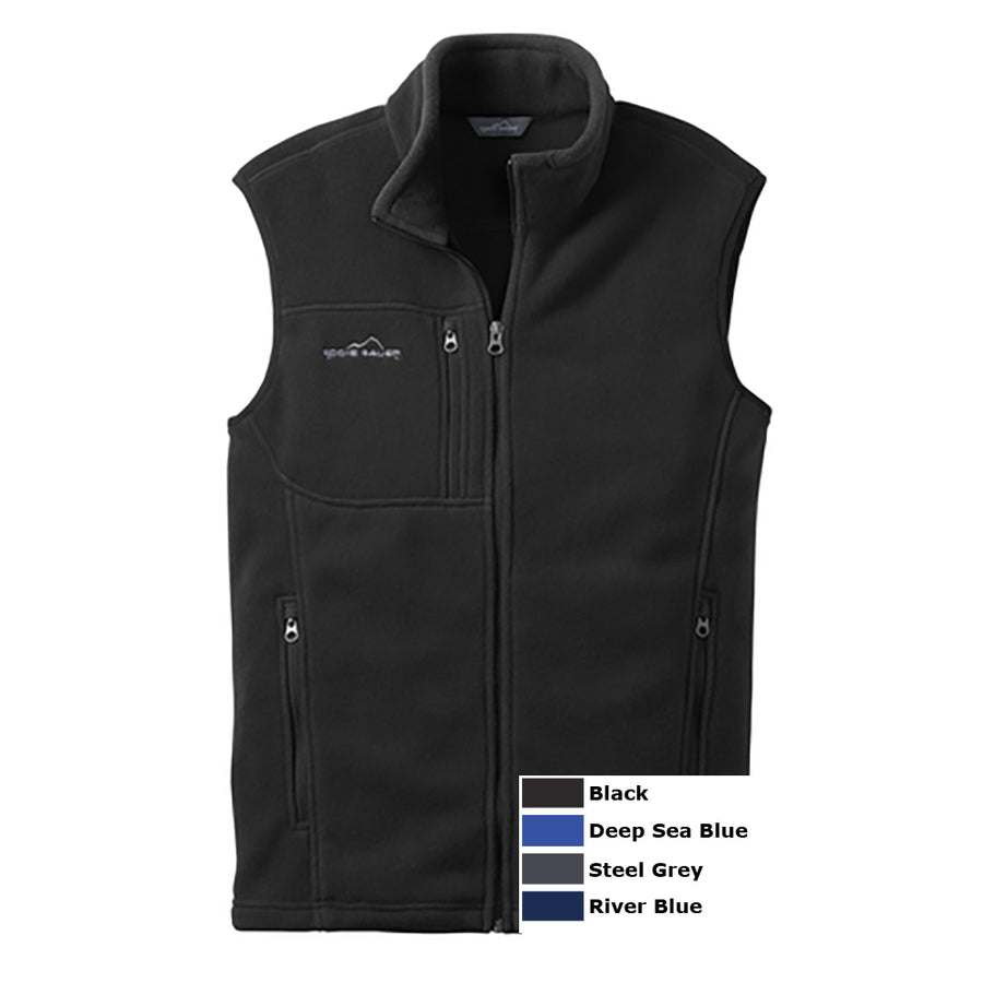 Eddie Bauer Fleece Vest - Advanced Sportswear Inc, - Newport, MN