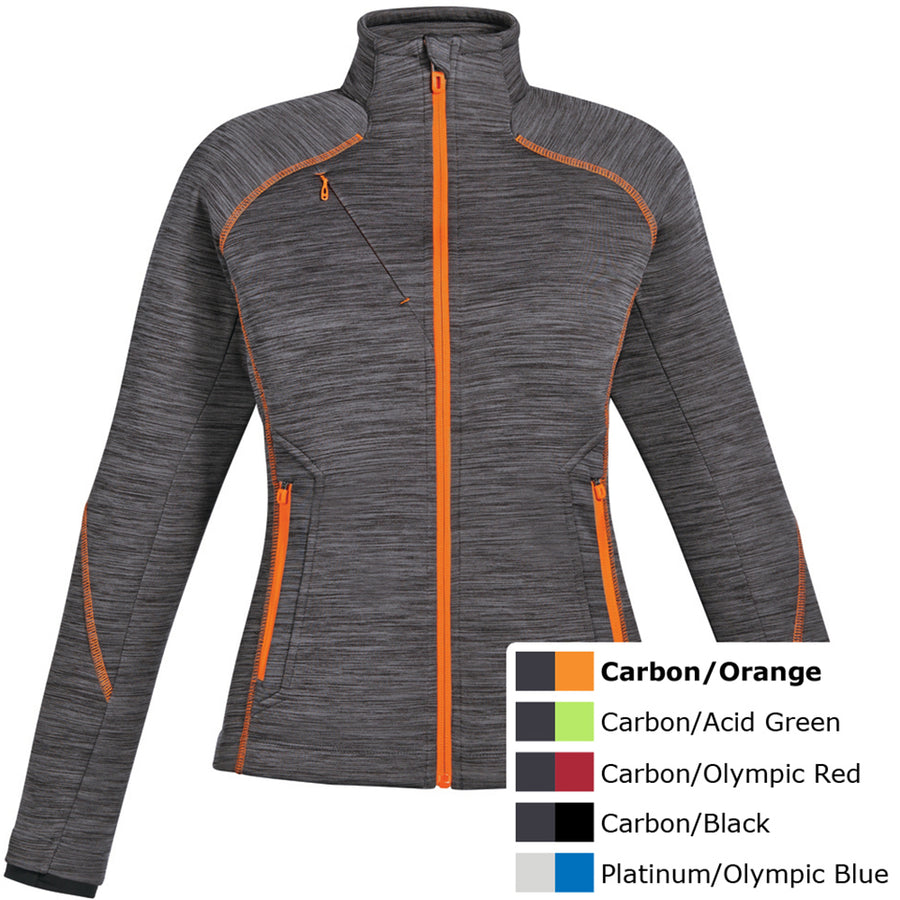 NORTH END LADIES BONDED FLEECE JKT - Advanced Sportswear Inc, - Newport, MN