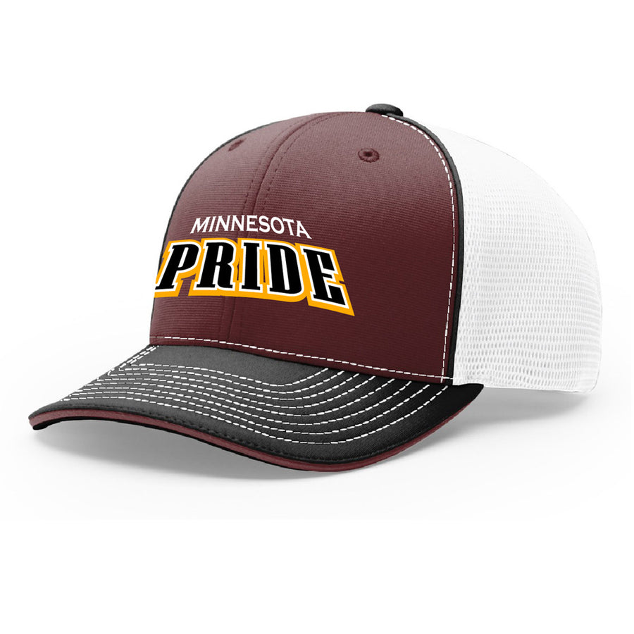 MN PRIDE SPORT MESH R-FLEX HAT - Advanced Sportswear Inc, - Newport, MN