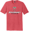 APPLEBAUM'S THROWBACK District ® Perfect Tri ® DTG Tee-TShirts-Advanced Sportswear