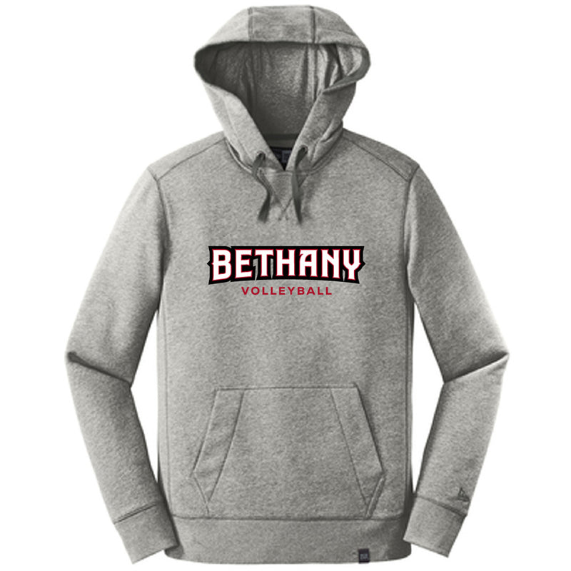 BVB - New Era® French Terry Bethany Text Pullover Hoodie-Hoodies-Advanced Sportswear