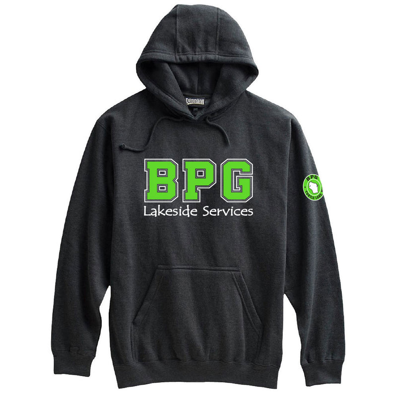 BPG PENNANT SUPER-10 HOODIE-Hoodies-Advanced Sportswear